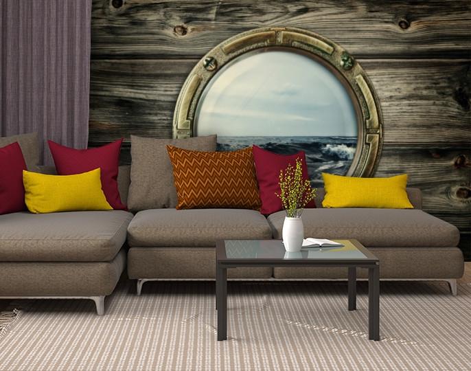 Фотообои текстурированные, виниловые Корабли, 250х380 см, fo01inV_mp11551