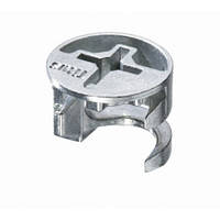Стяжка эксцентрик Cam3000 цинк для 18-19 ДСП 15х14,0 мм б/винта TITUS