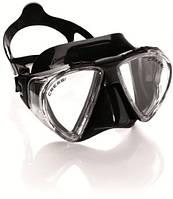 Маска для подводного плавания Cressi Sub Penta, чёрная