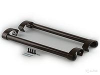 AFC Комплект  ручка - скоба офисная коричневая 500мм