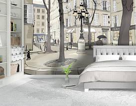 Фотообои текстурированные, виниловые Город, 250х380 см, fo01inV_st00458, фото 2