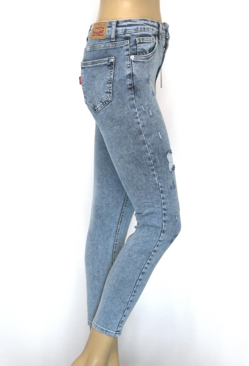 Жіночі джинси  американки Levis