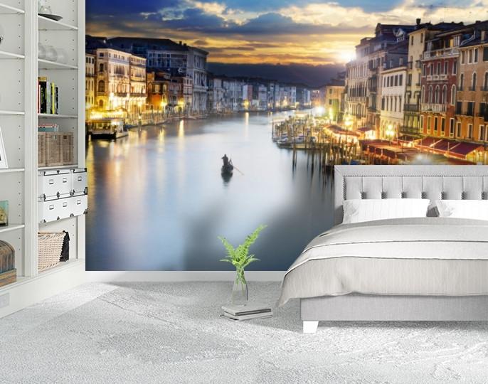 Фотообои текстурированные, виниловые Венеция, 250х380 см, fo01inV_ar10792