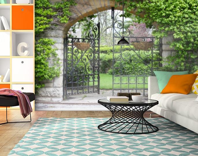Фотообои текстурированные, виниловые Архитектура, 250х380 см, fo01inV_ar11568