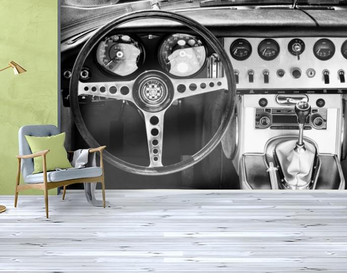 Фотообои текстурированные, виниловые Авто мир, 250х380 см, fo01inV_av11609