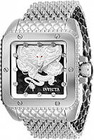 Мужские часы Invicta 28510 Cuadro Dragon Automatic, фото 1