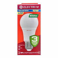 Лампа ELECTRUM  A60 10W  Е27 3000