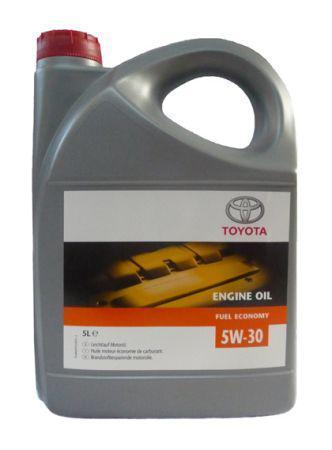 Масло моторное Toyota Fuel Economy 5W-30 5L