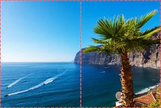 Фотообои бумажные гладь, Море, 200х310 см, fo01inB_mp11143, фото 2