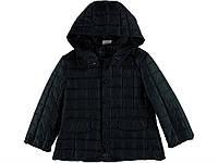 Куртка для ребёнка/ 70% полиэстер, 30% хлопок серый TERRY все размеры  92-98см