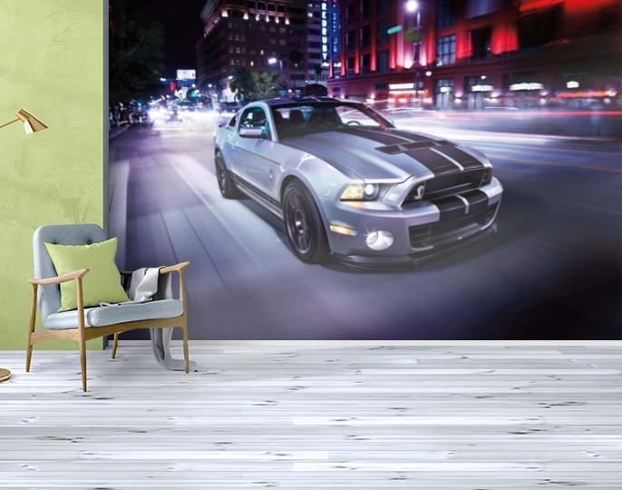 Фотообои текстурированные, виниловые Авто мир, 250х380 см, fo01inV_av11503