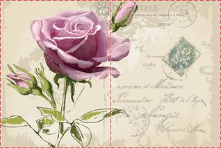 Фотообои бумажные гладь, Цветы, 200х310 см, fo01inB_fl11231, фото 2