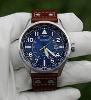 Часы Citizen BX1010-11L Promaster Nighthawk Blue Dial, фото 1