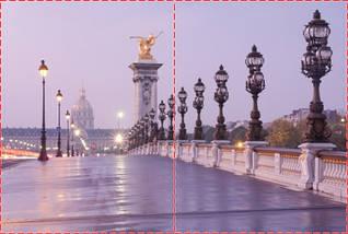 Фотообои бумажные гладь, Мосты, 200х310 см, fo01inB_ar10269, фото 2