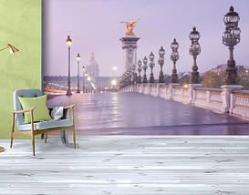 Фотошпалери текстуровані, вінілові Мости, 250х380 см, fo01inV_ar10269, фото 3