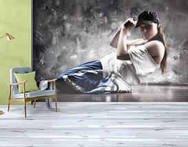 Фотообои текстурированные, виниловые Люди, 250х380 см, fo01inV_hm10479, фото 3