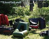 Кресло LionFish.sub Надувное Сиденье для лодок ПВХ, фото 10