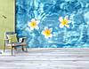 Фотообои текстурированные, виниловые Цветы, 250х380 см, fo01inV_fl12957, фото 2