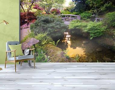 Фотообои текстурированные, виниловые Мосты, 250х380 см, fo01inV_br00045