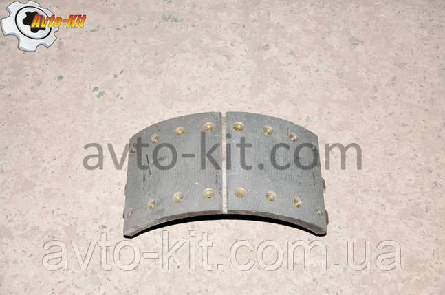 Колодка тормозная задняя HOWO , фото 2