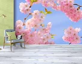 Фотообои бумажные гладь, Цветы, 200х310 см, fo01inB_fl13727, фото 3