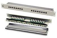NSP-12В  Патч-панель 10» 12 портов STP