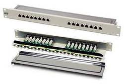 NSP-12В Патч-панель 10» 12 портів STP