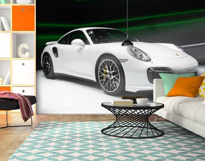 Фотообои текстурированные, виниловые Авто мир, 250х380 см, fo01inV_av11330