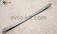 Рессорный лист задний коренной изогнутый (25*90) HOWO