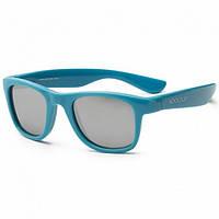 Koolsun Wave - Солнцезащитные очки (3-10 лет), цвет голубой