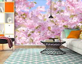 Фотообои бумажные гладь, Цветы, 200х310 см, fo01inB_fl12023, фото 3