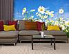 Фотообои текстурированные, виниловые Цветы, 250х380 см, fo01inV_fl11042, фото 3