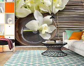 Фотообои текстурированные, виниловые Цветы, 250х380 см, fo01inV_fl13732, фото 3