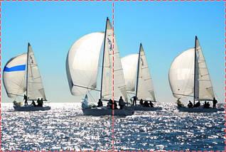 Фотообои бумажные гладь, Корабли, 200х310 см, fo01inB_av11245, фото 2