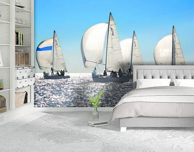 Фотообои текстурированные, виниловые Корабли, 250х380 см, fo01inV_av11245
