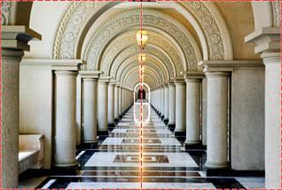 Фотообои бумажные гладь, Архитектура, 200х310 см, fo01inB_ar11789, фото 2