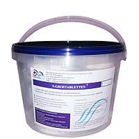 Хлор длительный Chemochlor T-Grosstabletten (таблетки 200 г) - 3 кг