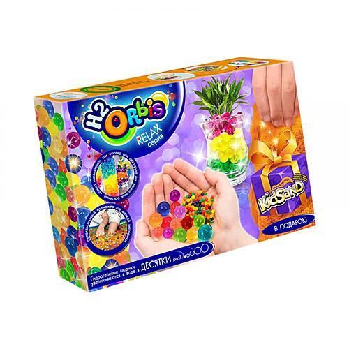 Hабор Danko Toys H2Orbis + кинетический песок