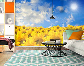 Фотообои бумажные гладь, Цветы, 200х310 см, fo01inB_fl12765, фото 3