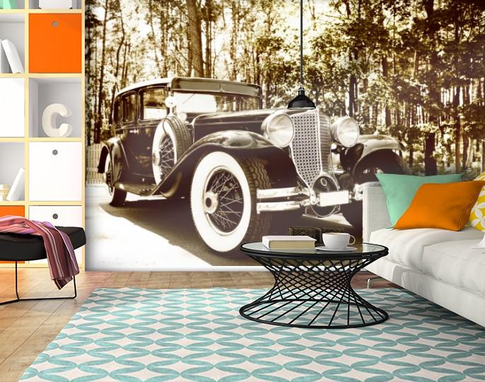 Фотообои текстурированные, виниловые Авто мир, 250х380 см, fo01inV_av11334