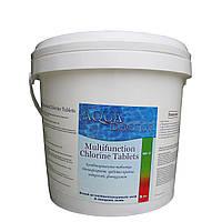 Хлор мультифункциональный Aquadoctor MC-T Multifunction Chlorine Tablets - 50 кг