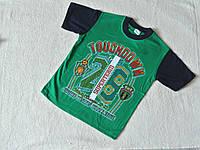 Детская футболка для мальчика. Хлопок 100%. Размеры: 8, 9, 10, 11, 12 ,13 лет. Производитель: Турция