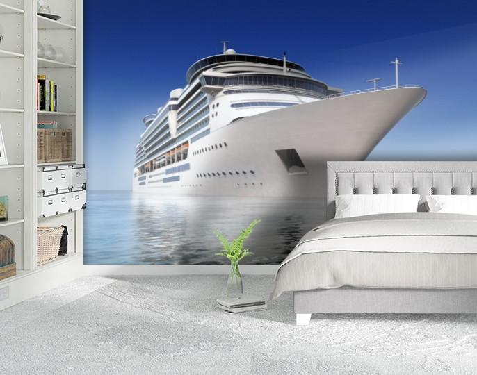 Фотообои текстурированные, виниловые Корабли, 250х380 см, fo01inV_av11467