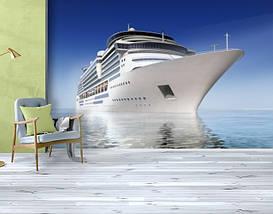 Фотообои текстурированные, виниловые Корабли, 250х380 см, fo01inV_av11467, фото 3