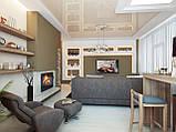 """Дизайн-проект квартиры """"Оптимальный"""" с авторским надзором, Одесса, фото 2"""