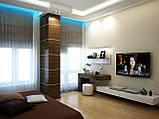"""Дизайн-проект квартиры """"Оптимальный"""" с авторским надзором, Одесса, фото 6"""