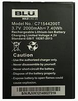 Аккумулятор BLU C71544200T (2000 mAh). Батарея BLU C71544200T для Studio G. Original АКБ (новая)