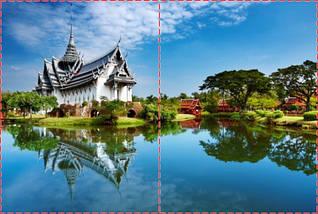 Фотообои бумажные гладь, Азия, 200х310 см, fo01inB_ar10530, фото 2