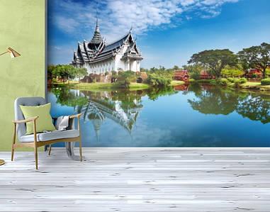 Фотообои текстурированные, виниловые Азия, 250х380 см, fo01inV_ar10530