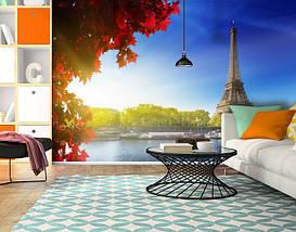 Фотообои текстурированные, виниловые Эйфелева башня, 250х380 см, fo01inV_ar10346, фото 3